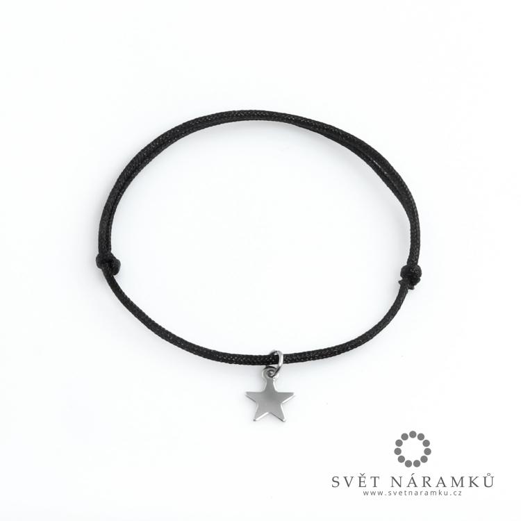 Náramek Macrame STAR
