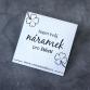Náramek pro štěstí - Dárková kartička
