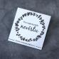 Pro nevěstu - Dárková kartička